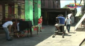 Making Off – Yuly y Habana C – Bailando
