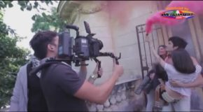 Making Off – Yenni y Louis – Eclipse de Amor – 2014