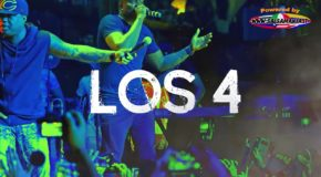 Los 4 – Relajate y Disfruta – Video Lyrics – 2016
