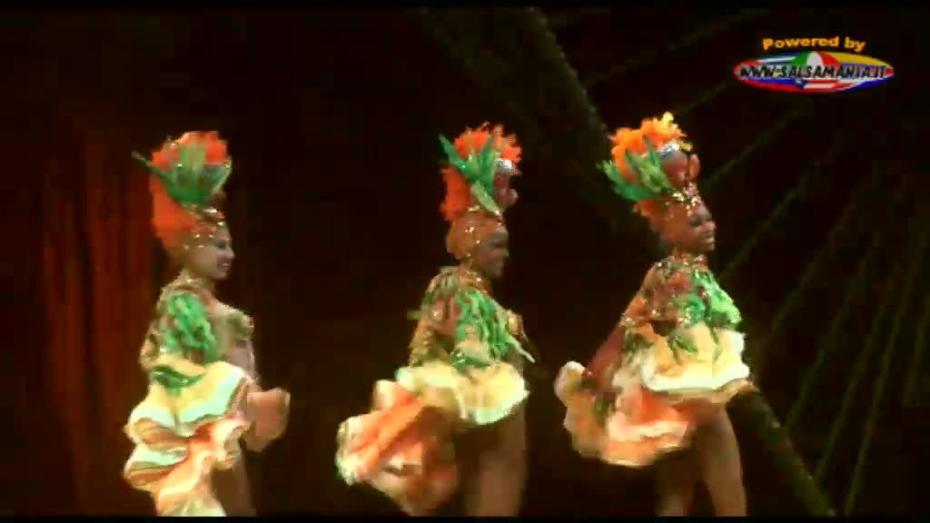 Cabaret Tropicana – Santiago de Cuba