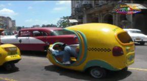 Cuba en Cocotaxi