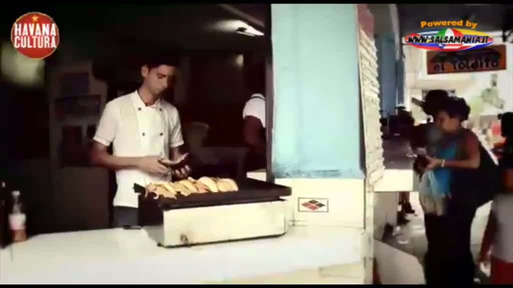 Havana Cultura Documentary – Calle Galiano Timelapse