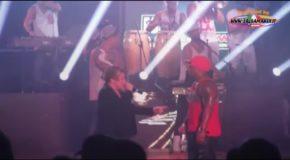 Los 4 y Tania Pantoja – Dimelo – 2014 – En Vivo HAVANASHOW